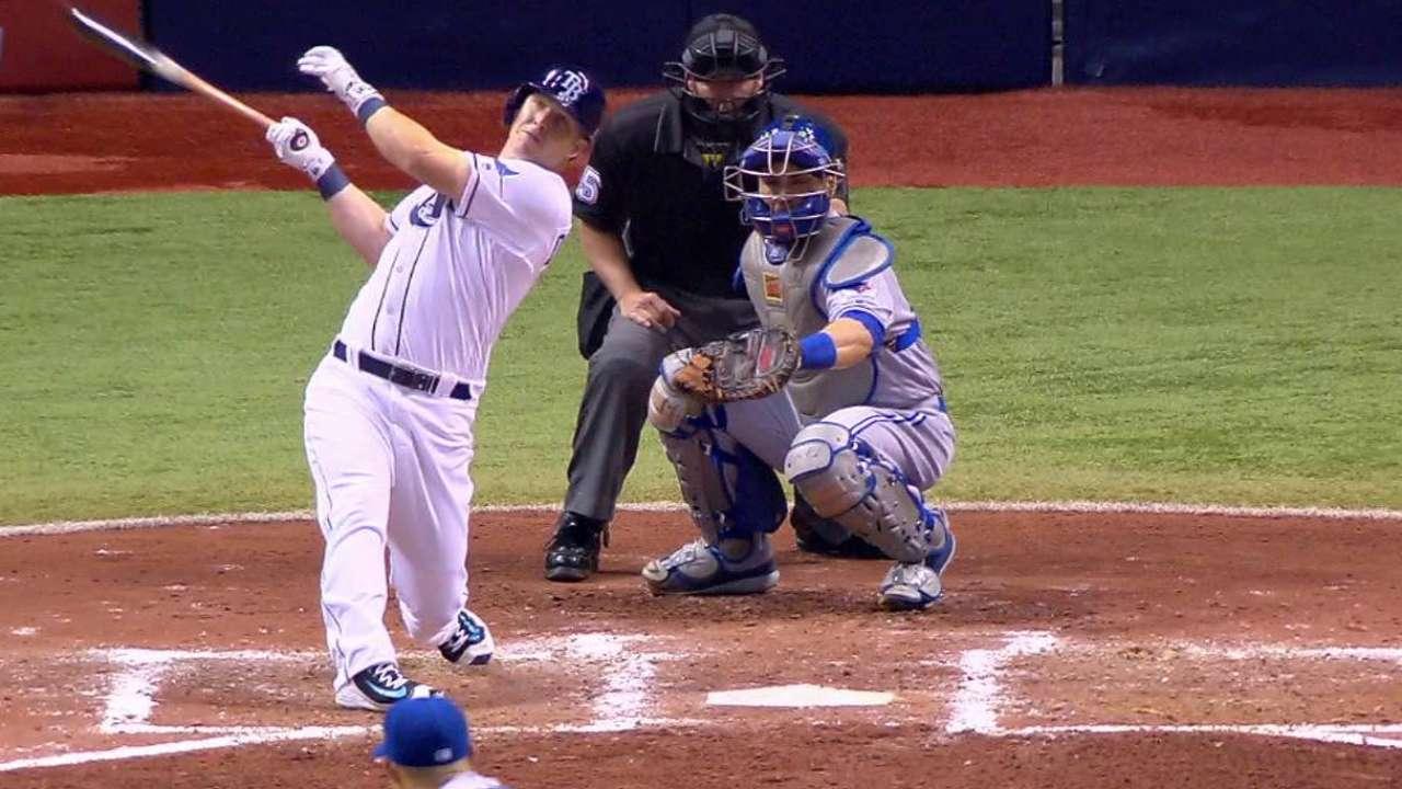 DraftKings picks: Rays' bats size up Camden Yards