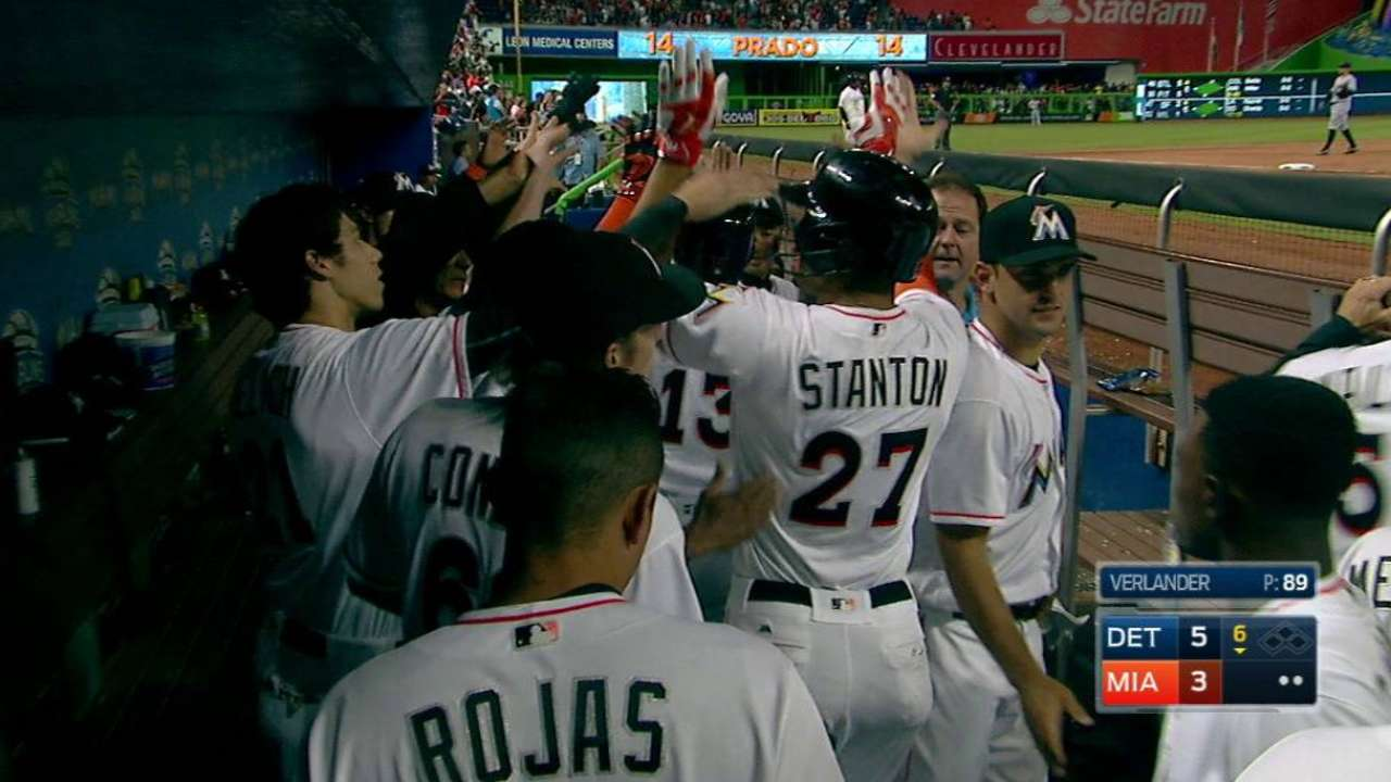 Stanton's smash worthy of top GIFs