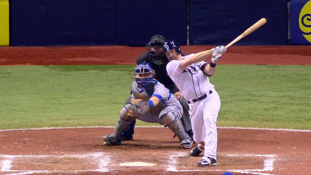 Cecil's streak of unearned runs ends on homer