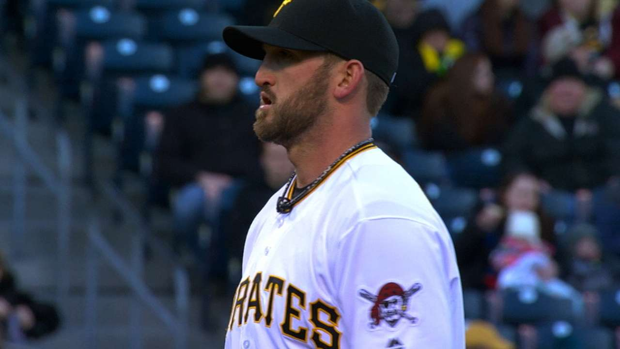 Niese's Pirates debut
