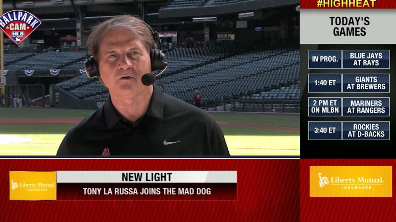 Q&A: La Russa on going from dugout to front office