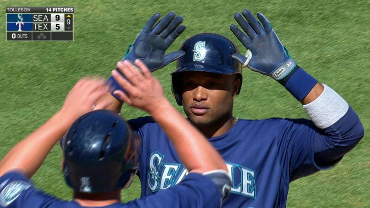 Cano's second homer
