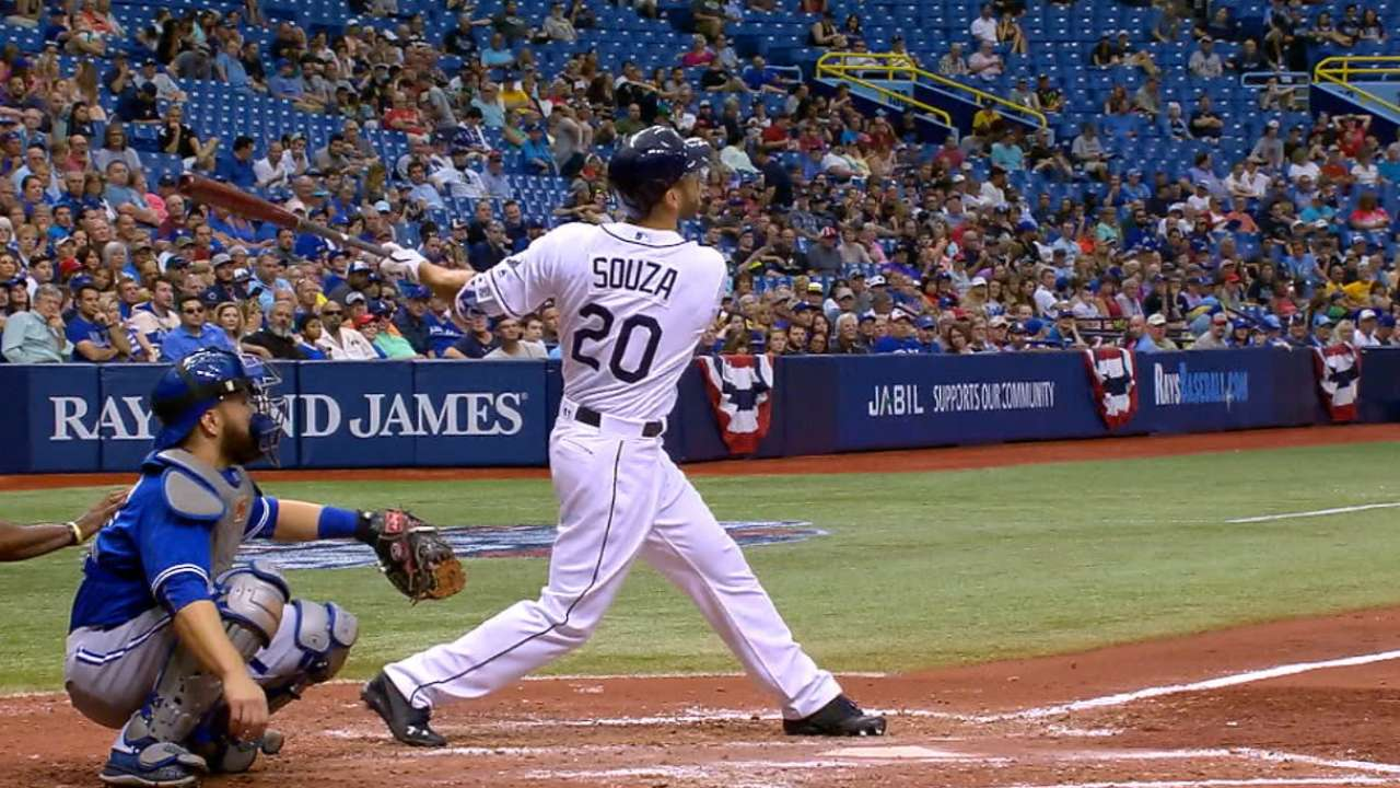Souza revealing difference-making potential