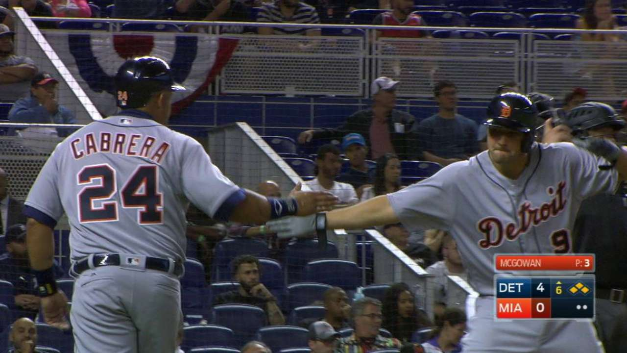 Salty, Tigers hand Jose first Marlins Park loss