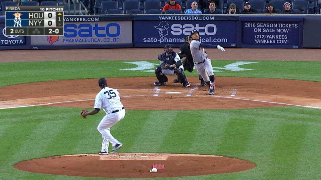 Correa's solo big fly