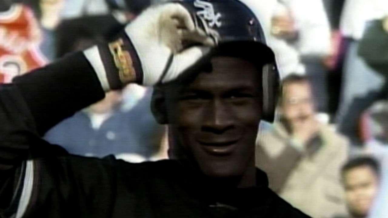 #TBT: When Air Jordan soared at Wrigley Field