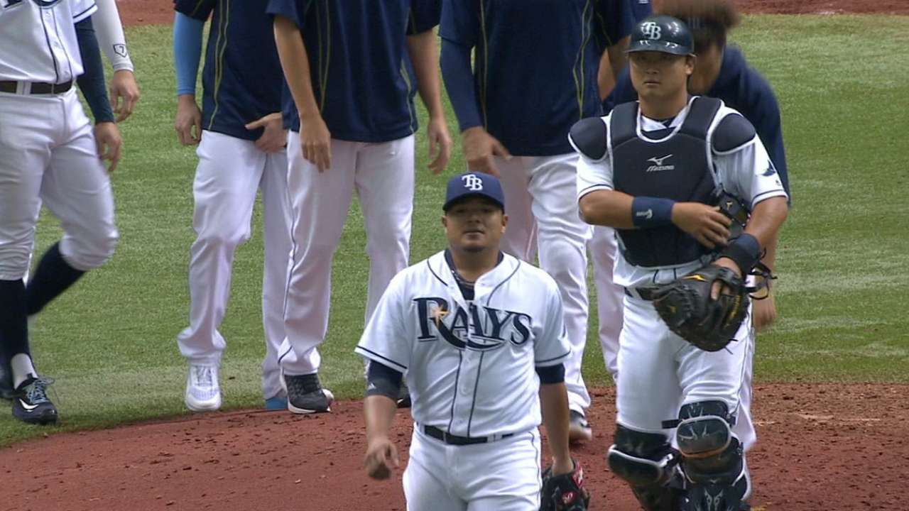 Questions remain regarding Rays' fifth starter