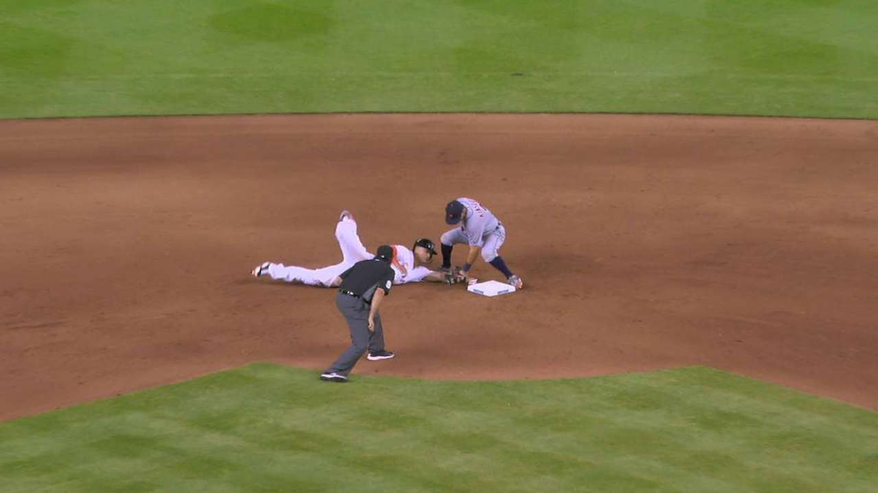 Stanton safe after challenge