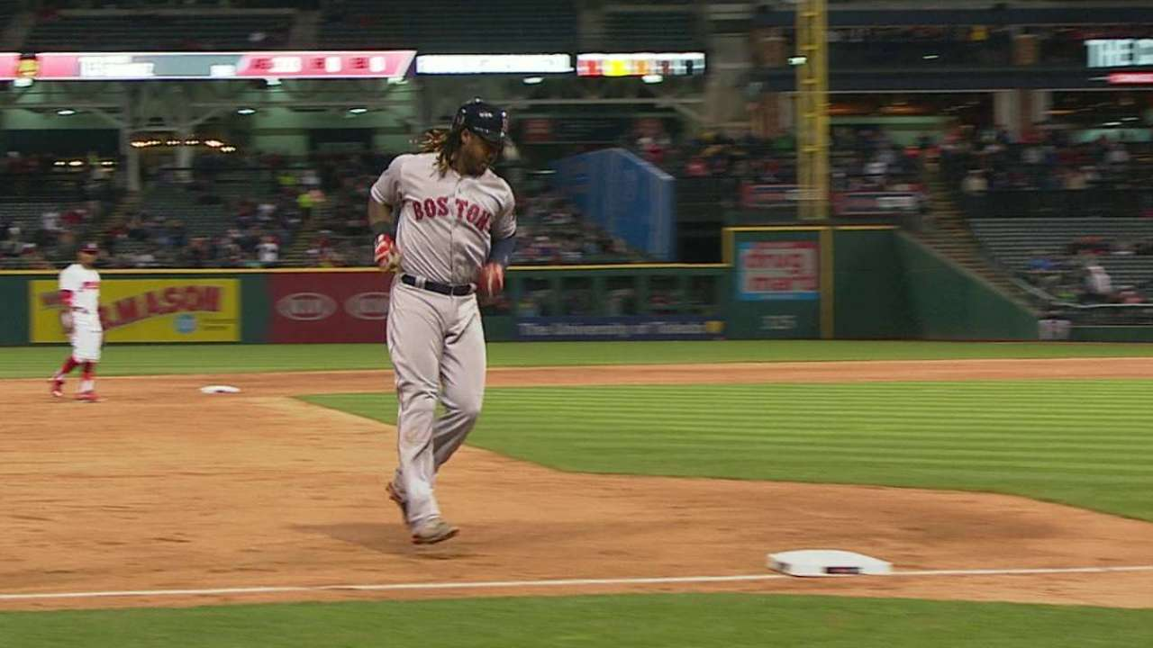 Hanley's back-to-back home run