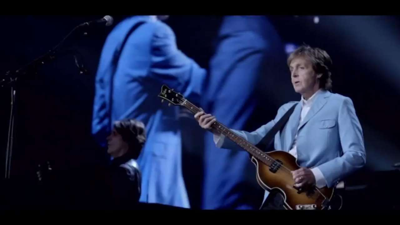 McCartney to rock Busch in Aug. 13 show