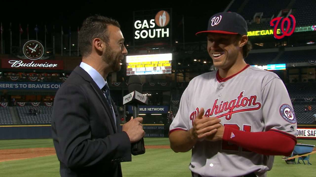 den Dekker on Nats' 3-1 win