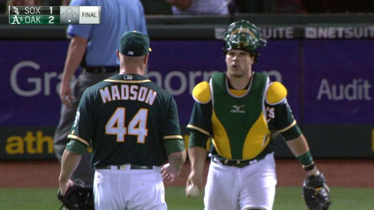 Madson earns save vs. White Sox