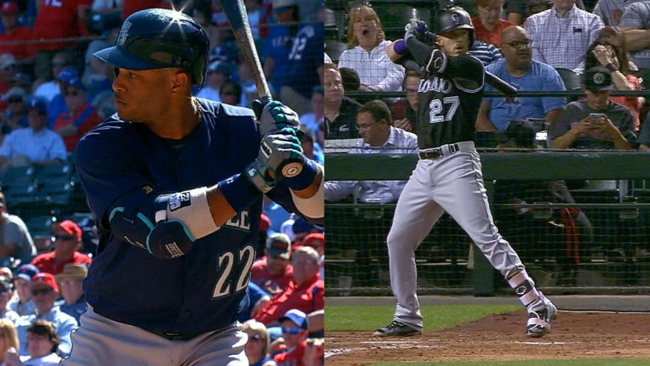 Cano, Story hit power switch