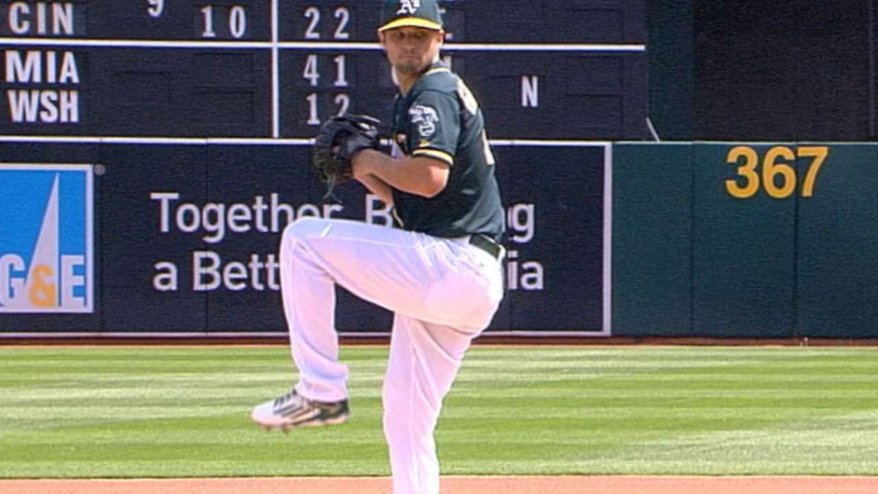 Pitching with flu, Graveman solid in '16 debut