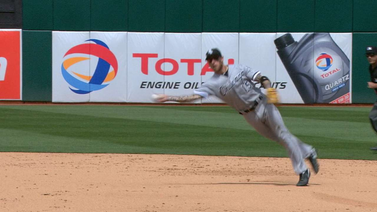 Lawrie flashes defensive prowess vs. former team