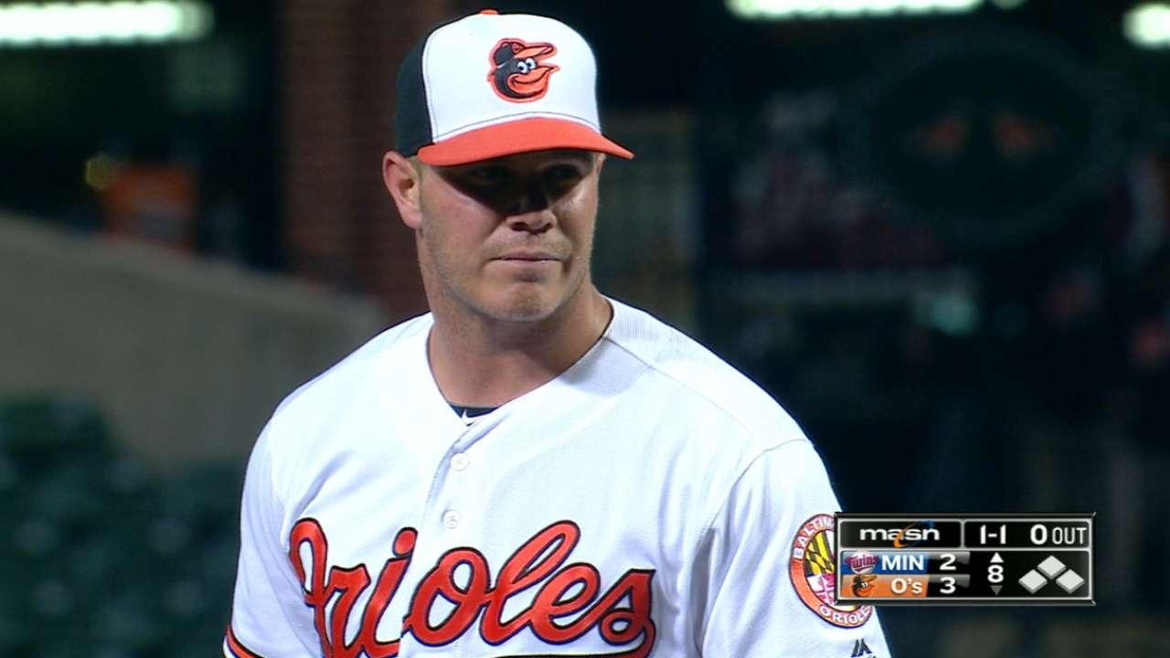 Bundy looks sharp in MLB return
