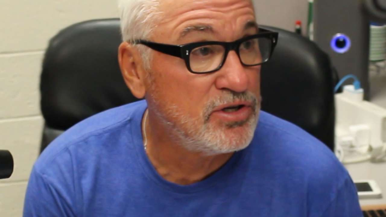 Maddon on Schwarber's injury