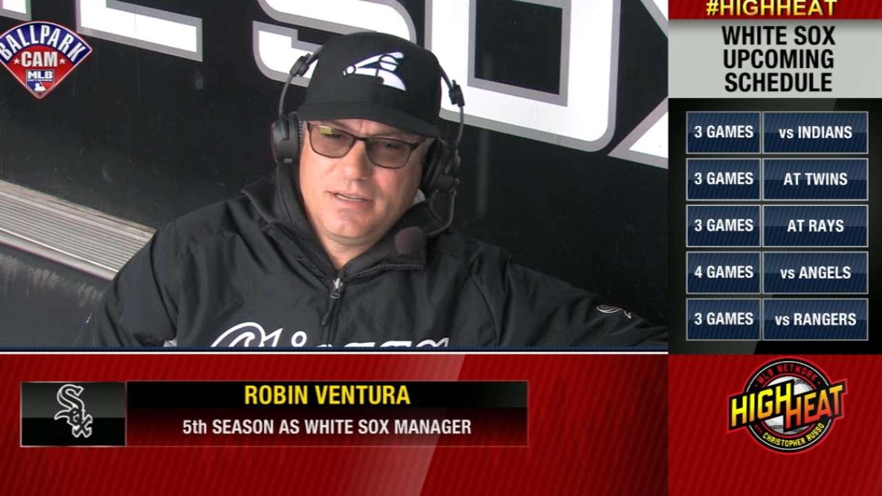 High Heat: Robin Ventura