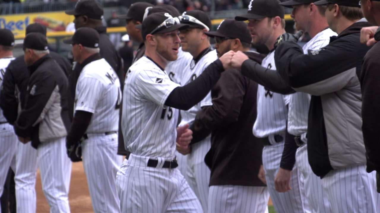 White Sox feel tight bond forming in clubhouse