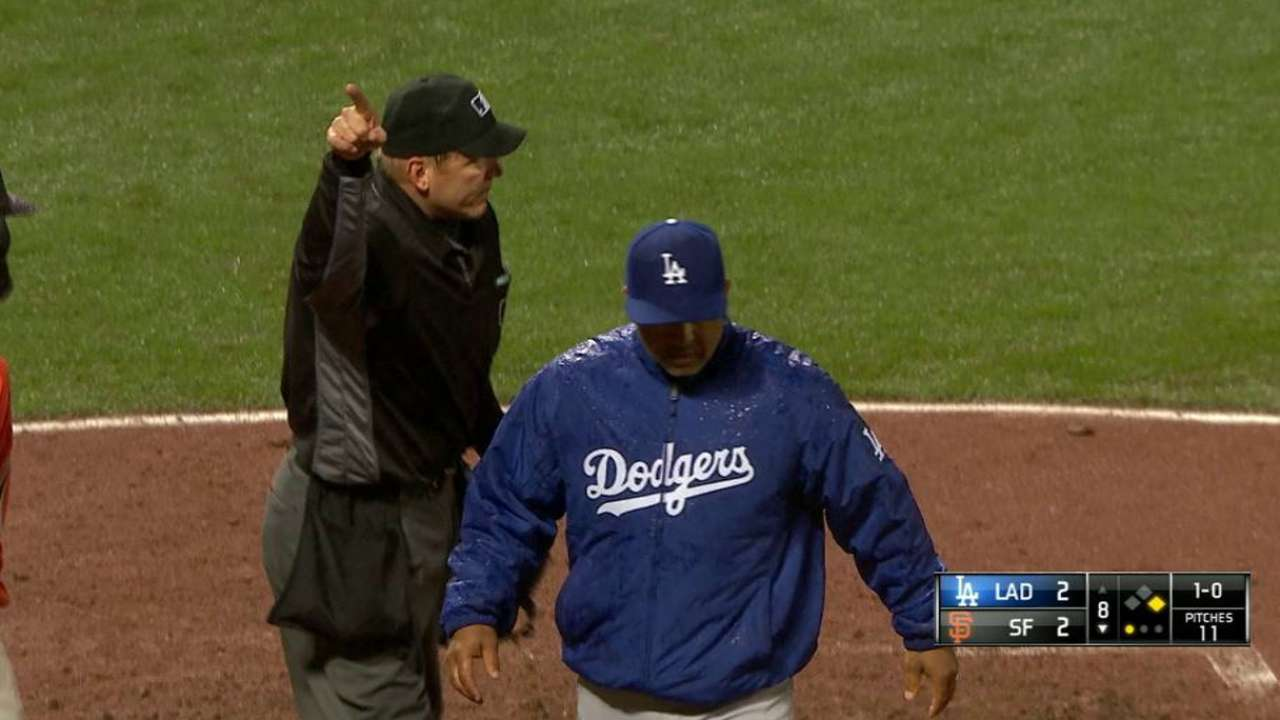 Roberts: Pulling Stripling from no-no easy call