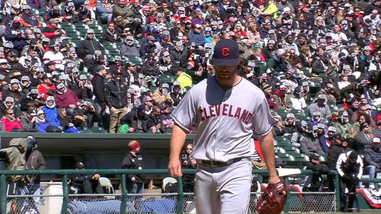 Anderson likely to join Tribe's roster Saturday