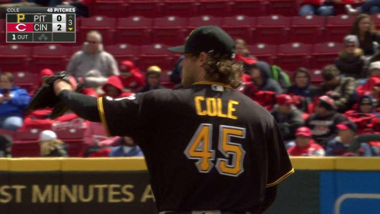 Cole K's Votto