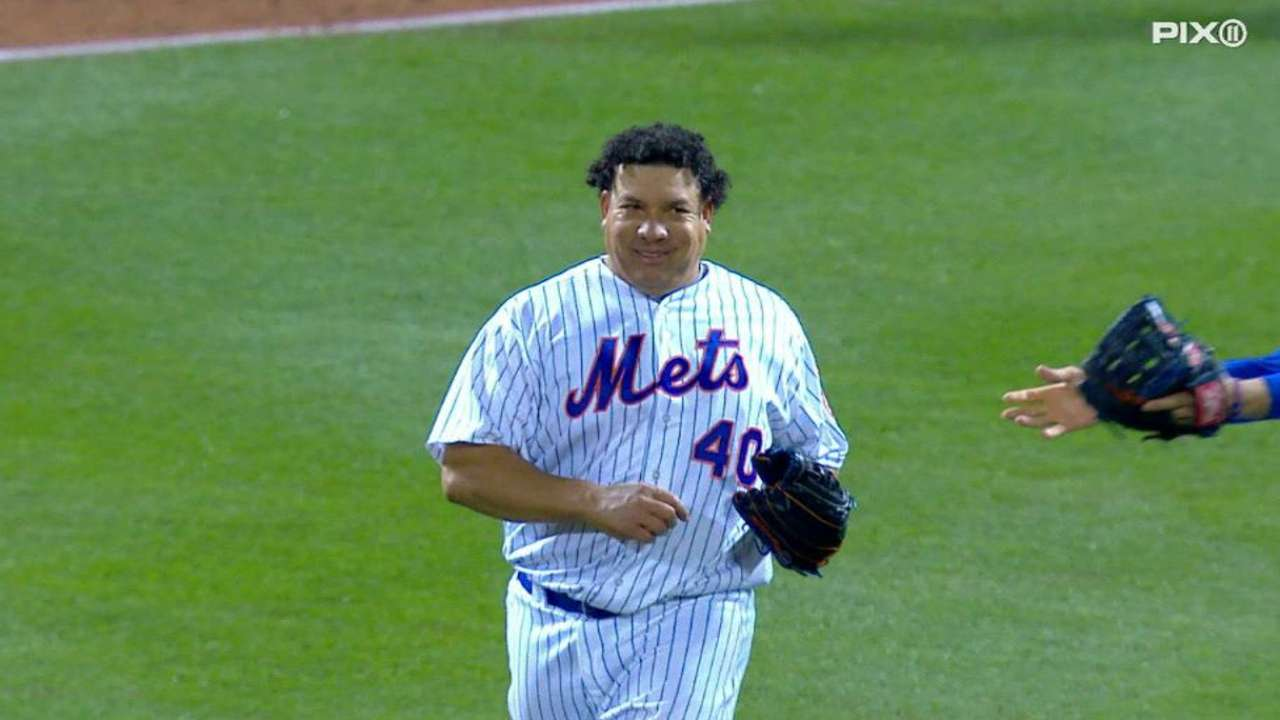 Colon's athleticism tops day's GIFs