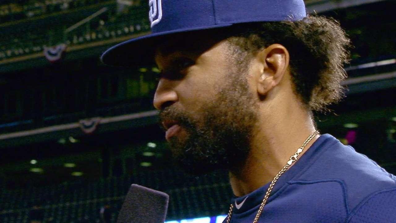 Kemp on Padres 16-3 win