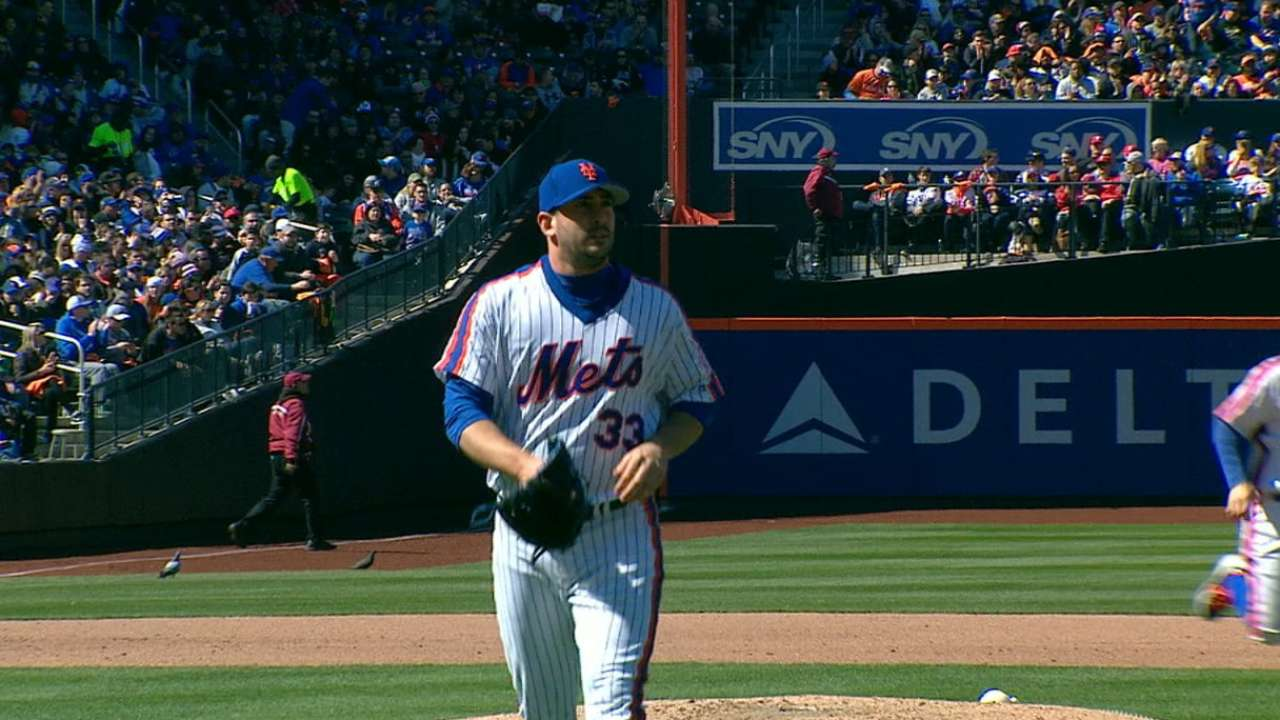 Harvey's quality start