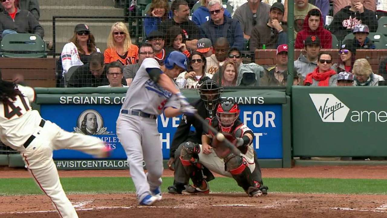 Seager's RBI knock