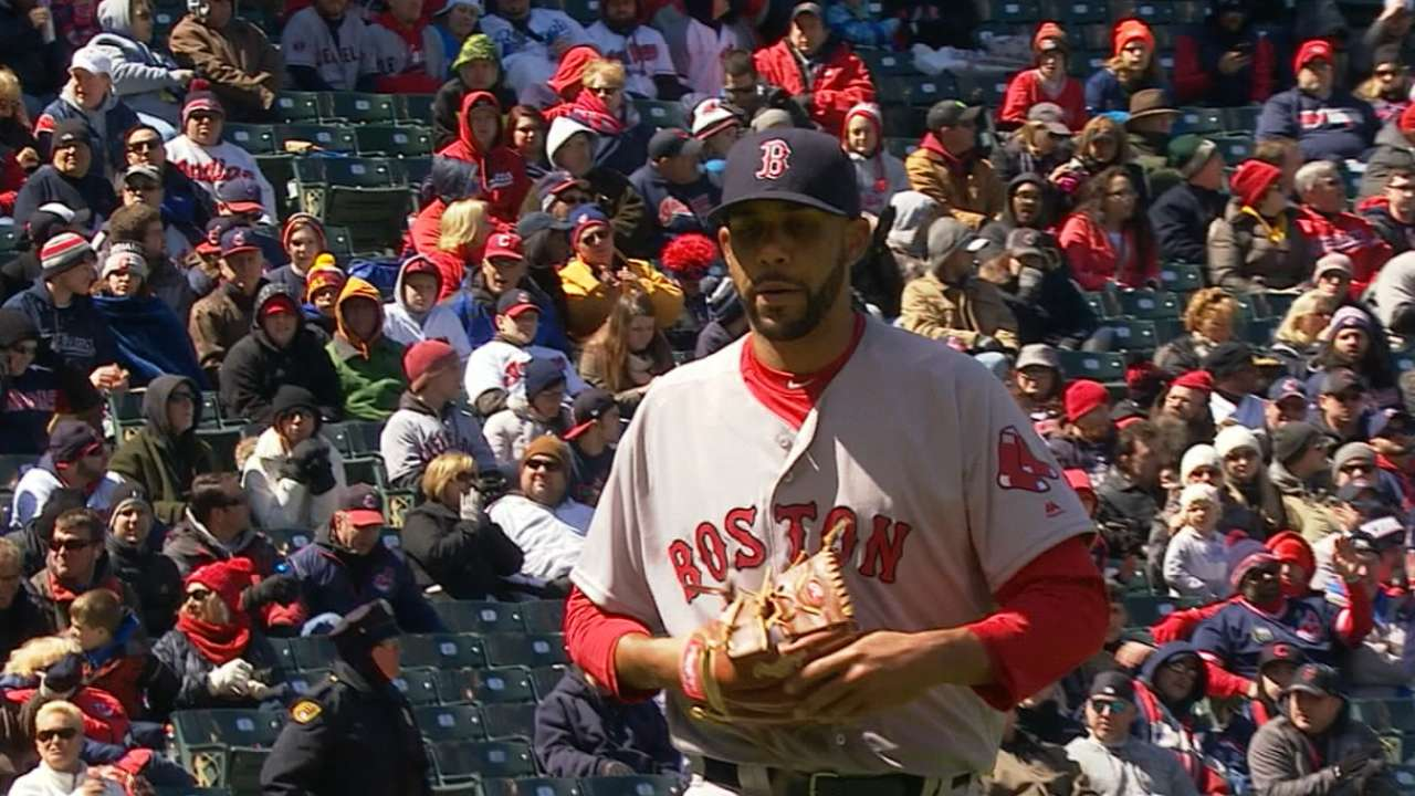 Price wins Sox debut in Papi's final opener