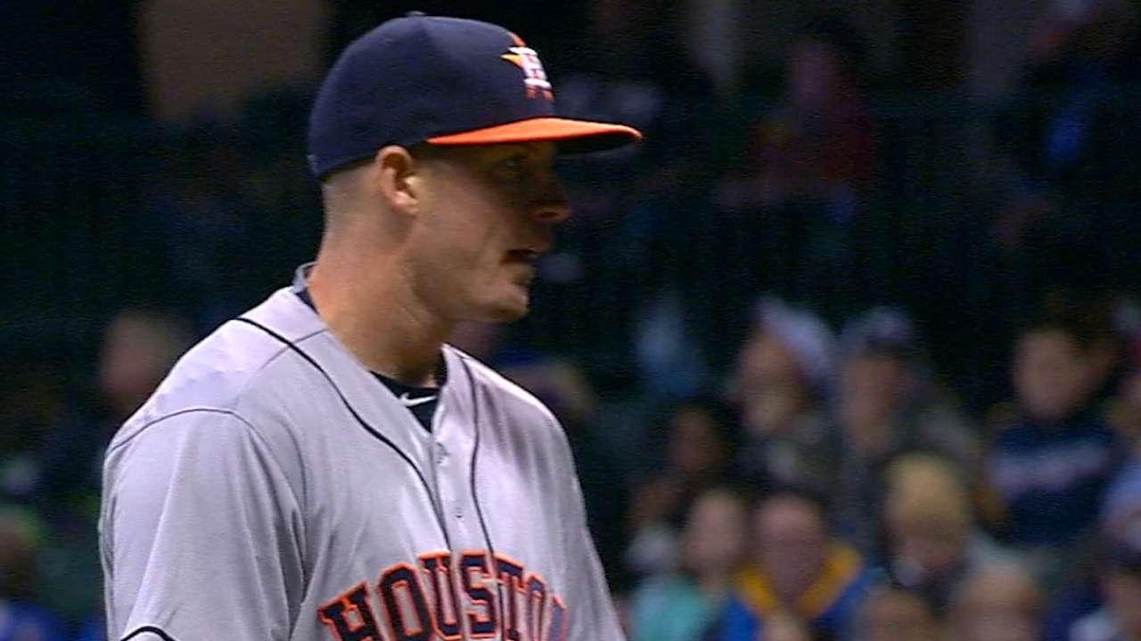 Devenski a versatile bullpen arm for Astros
