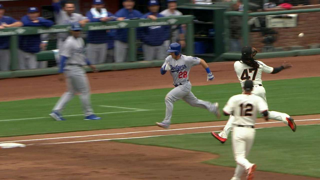 Dodgers' road-trip finale mirrors first week