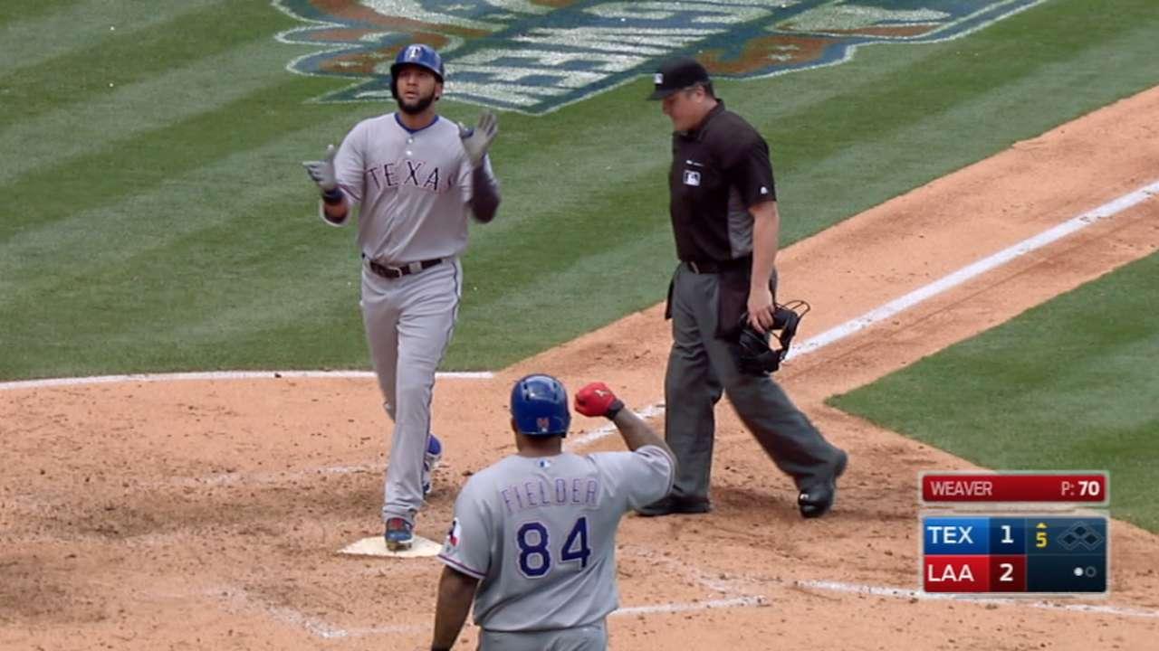 Mazara's impressive MLB debut
