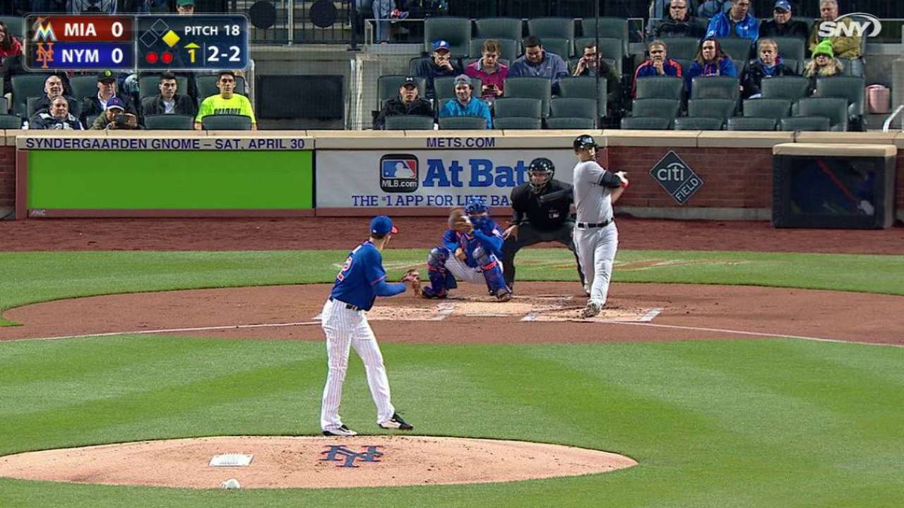On long rest, Matz chased in second inning
