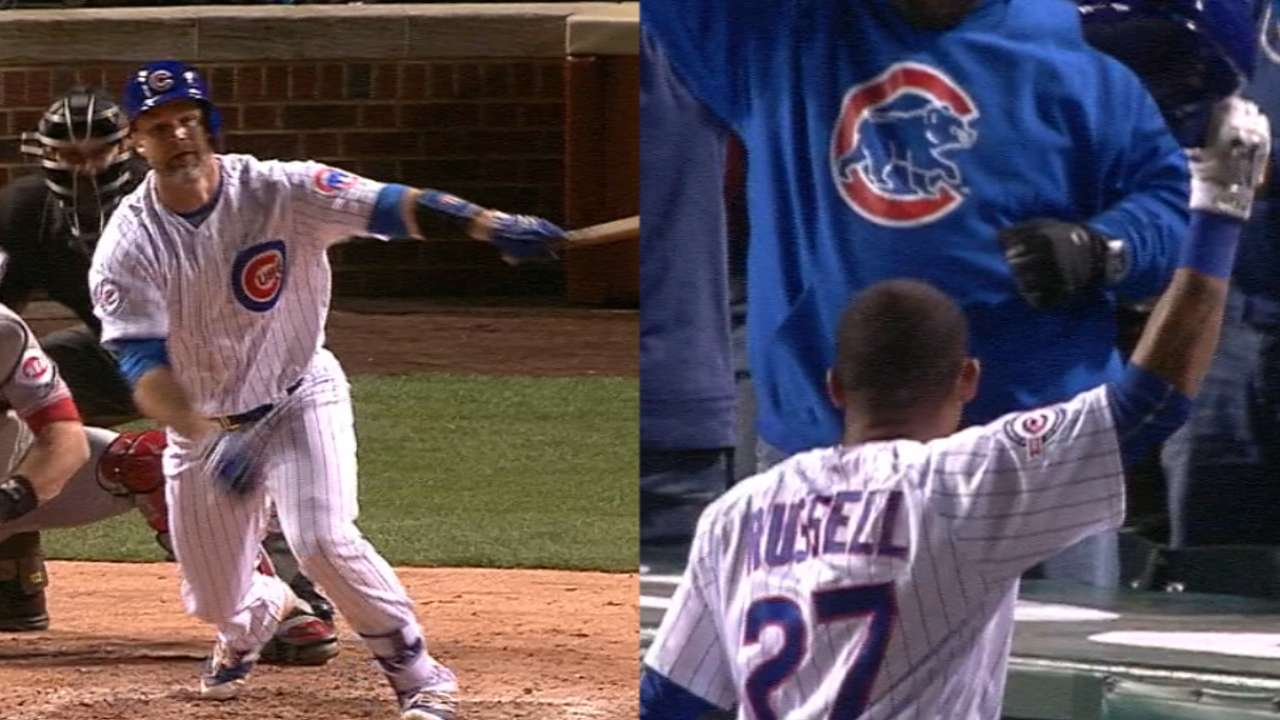 Must C: Cubs make a comeback