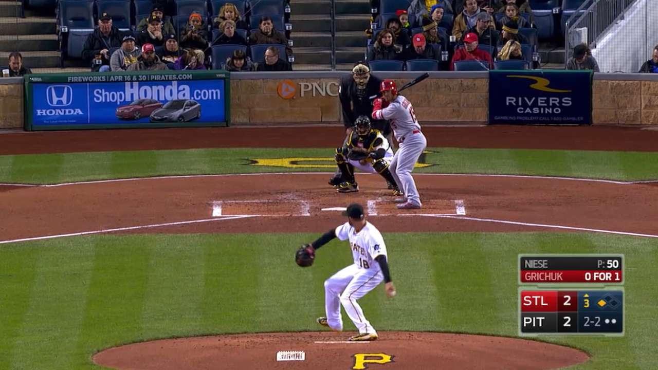 MLB Central: Randal Grichuk