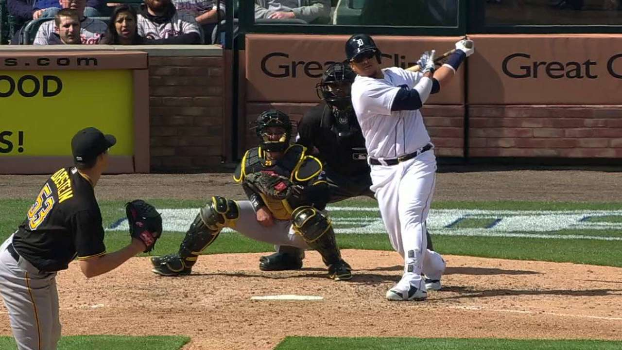 V-Mart's two-run double