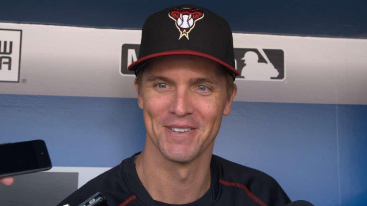 Back in LA, Greinke reflects fondly on Dodgers tenure