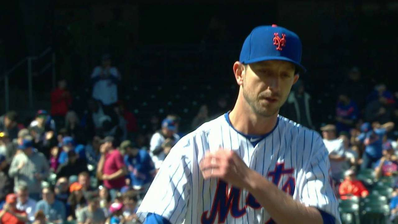 Mets escape bases-loaded jam