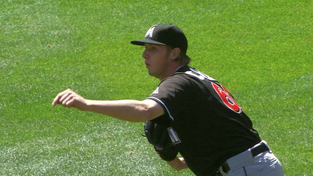 Conley excels on hill, but laments bunt mistakes