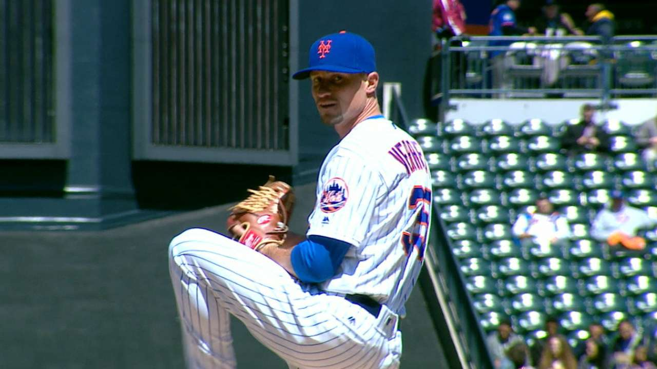 Beyond Mets' starting 5, arms make difference