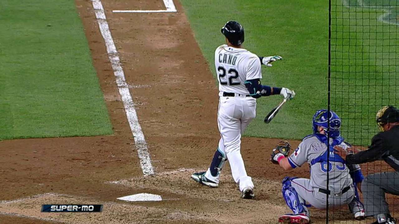 Cano's monster solo shot