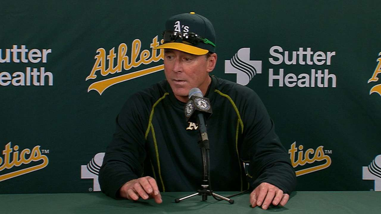 A's optimistic home woes will turn around