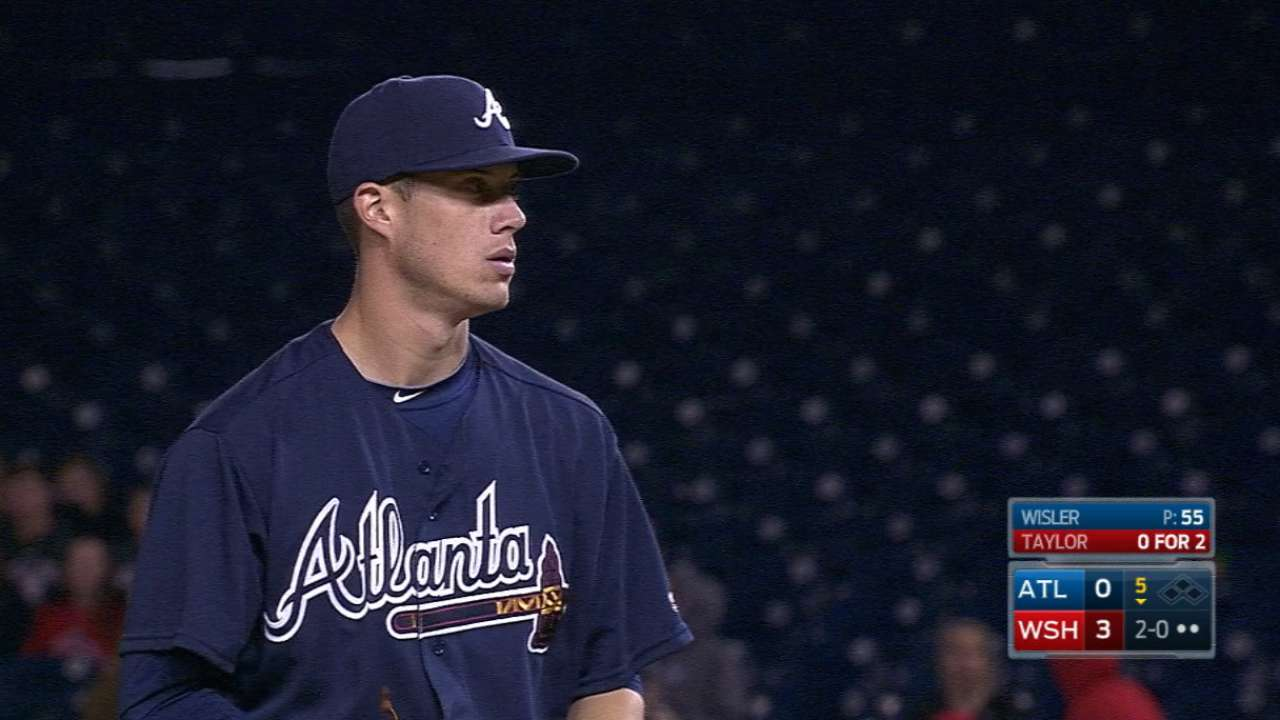 'Humbled' Braves not hanging their heads