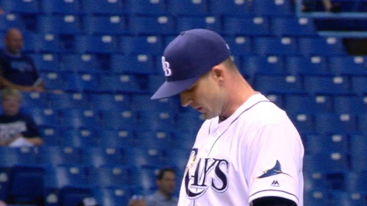 Smyly strikes out 11