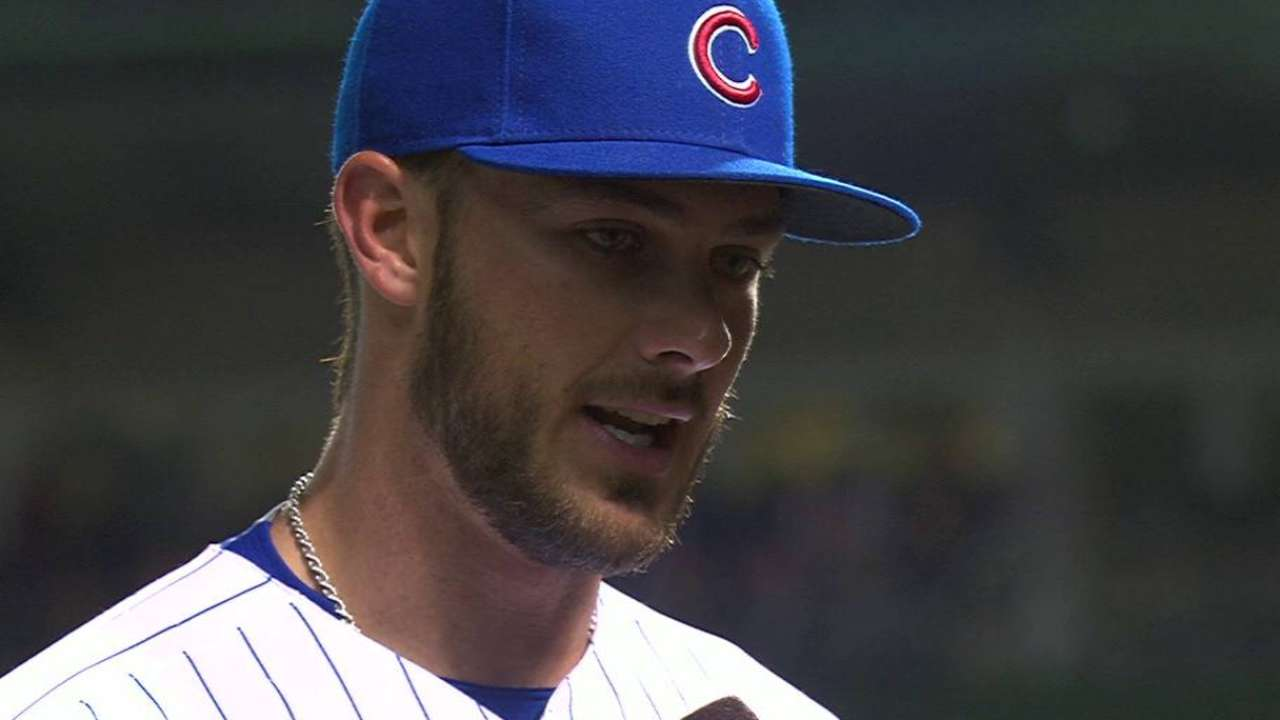 Bryant on the Cubs' win