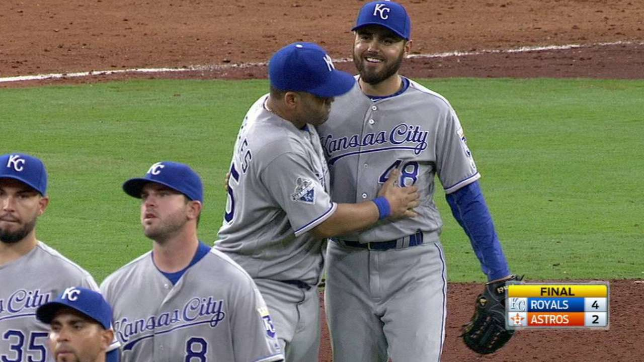 Inbox: Errors, pitching a concern for Royals?