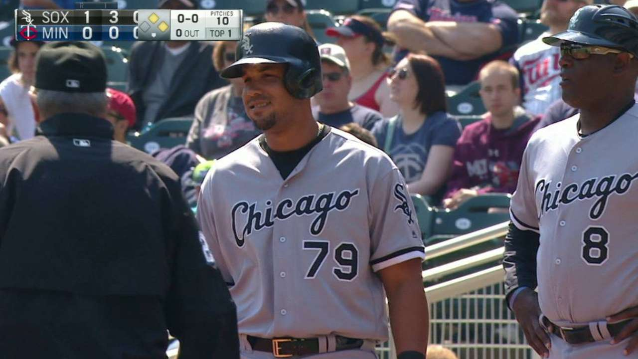 Abreu: Sox should aim to be 'perfect' every day