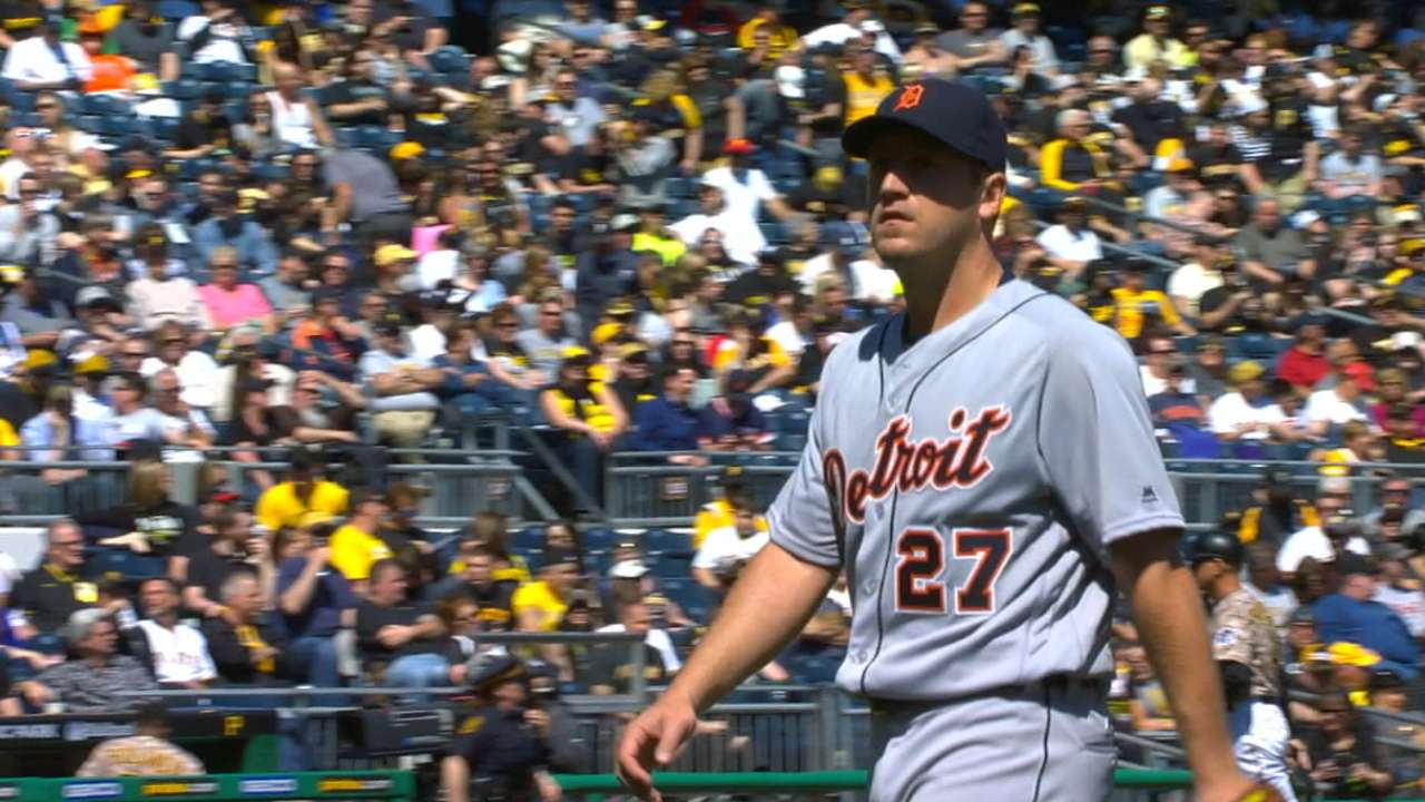 Zimmermann's six scoreless
